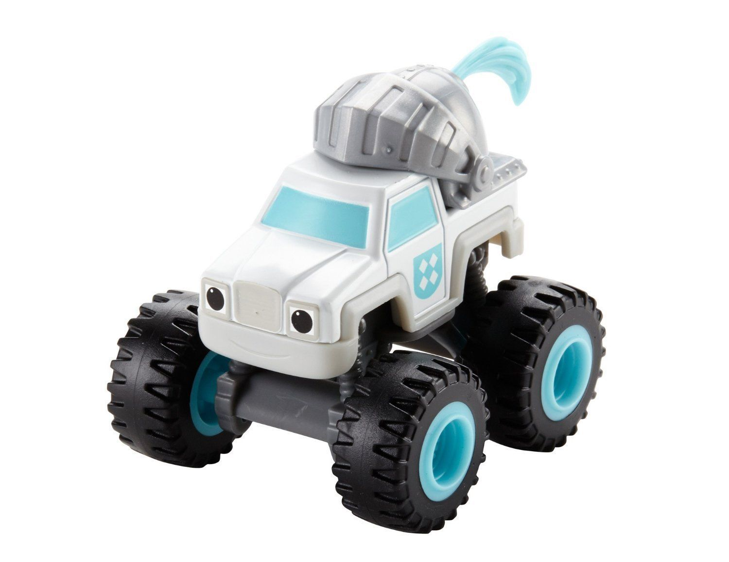 Blaze And The Monster Machines Die Cast Vehicle Knight